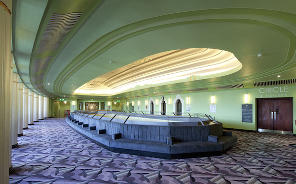 Hammersmith Apollo 2013 Phased Refurbishment