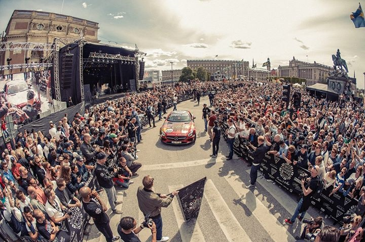 Gumball 3000 Rally comes to London [122846]