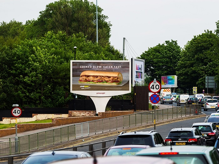 Primesight Subway billboard [157168]little
