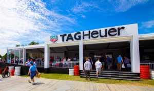 TAG HEUER Goodwood Festival of Speed Losberger [414017]