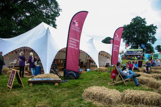Circle Agency- Dorset Cereal Campsite Takeover- Cornbury Festival