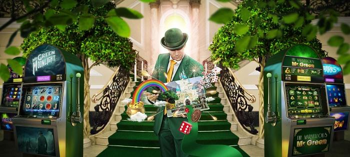 Mr Green little