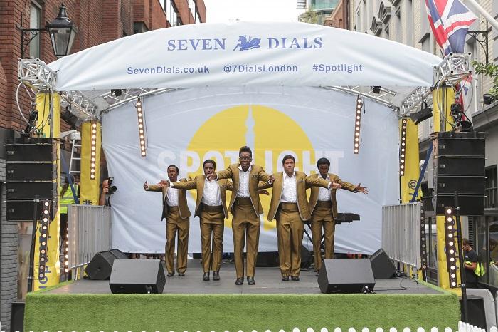 Motown The Musical at Seven Dials Spotlight [1223120]little