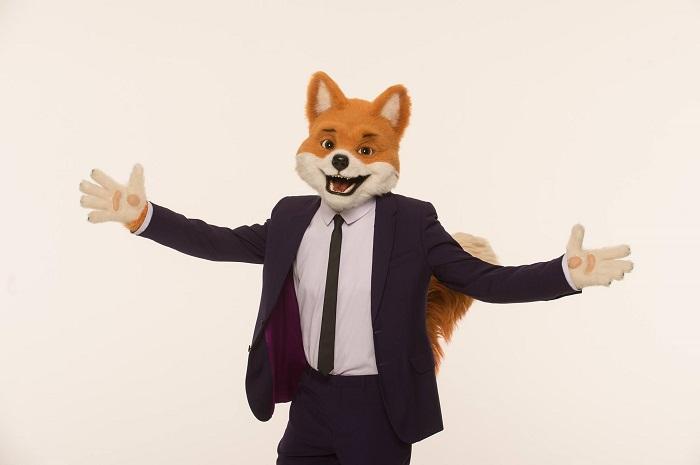 Foxy Bingo Character little
