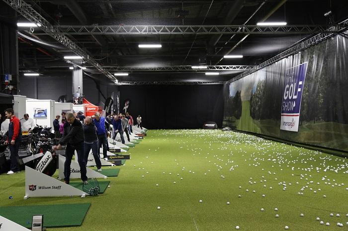 PVE Amercain Golf Show little