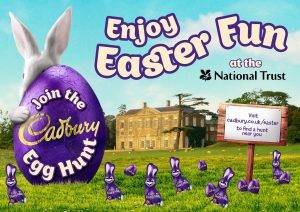 Cadbury Egg Hunt Image