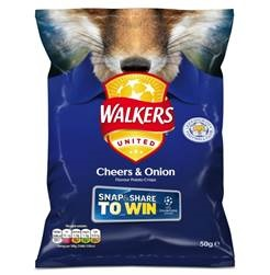 Walkers Cheers and Onion