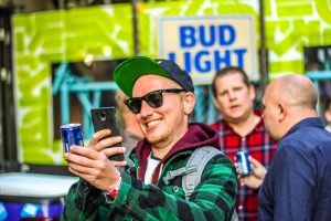 Bud Light - Truman Brewery-little