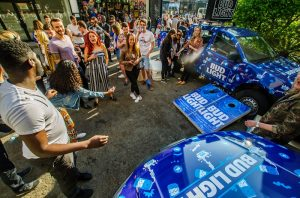 Bud Light - promohire little