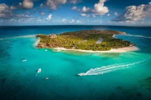 Necker Island little