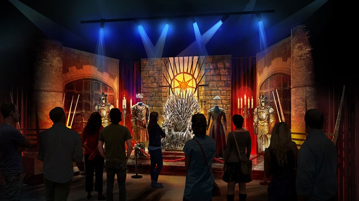 Game of Thrones - The Touring Exhibitionlittle