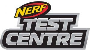 Nerf test centre logo