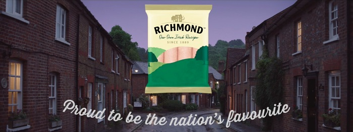 richmond sausage rebrand little