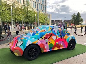 Liverpool ONE - VW Beetle little