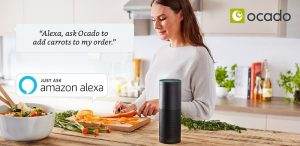 ocado amazon alexa little