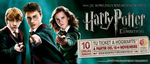Harry Potter promo poster - Madrid[416924]