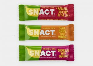 Snact - Banana Bar - little