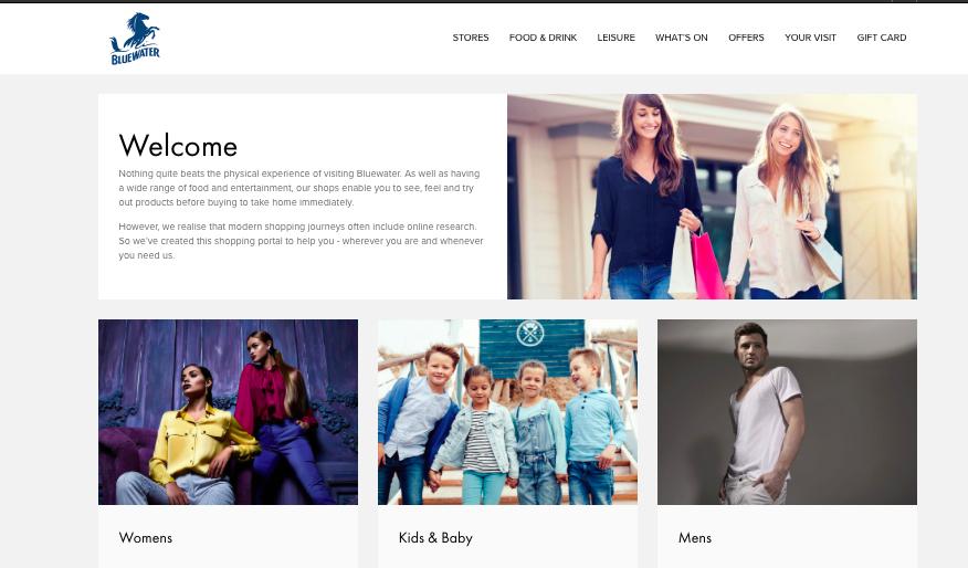 Bluewater-Shopping Portal Screen Grab 2 copy