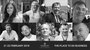 EBL Speakers 2018