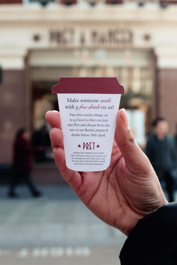Pret Makes Someone Smile copy