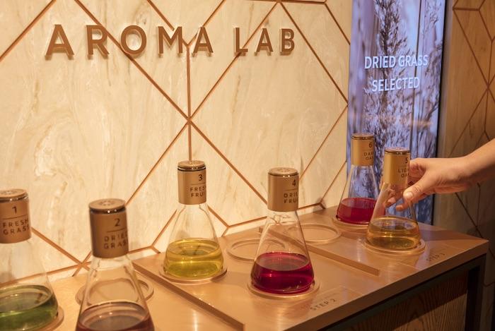 Glenfiddich aroma lab 4 copy