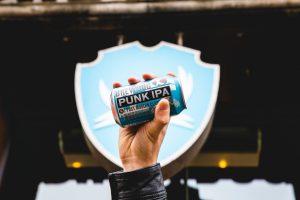 brewdog punk takeover