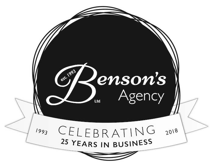 Bensons Agency cropped copy