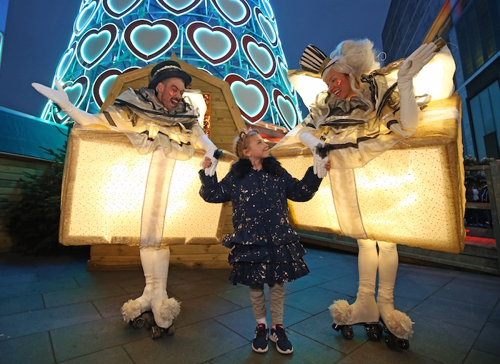 Liverpool ONE Christmas 2018 Images by Gareth Jones
