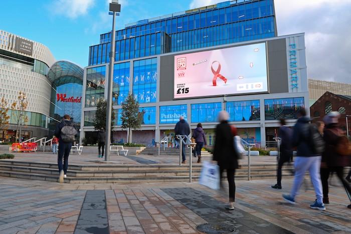 Rock The Ribbon mock up Westfield London copy