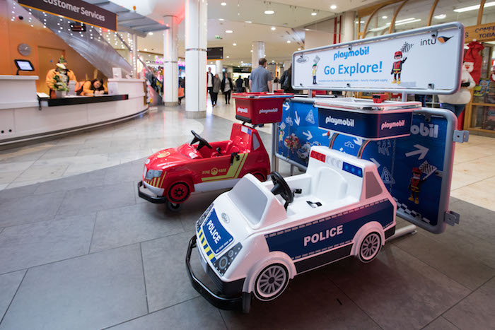 intu Playmobil fun buggies copy