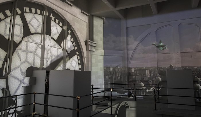RLB360 Clock Tower AV 3