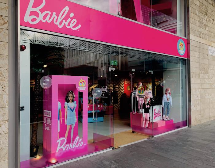 Barbie - Liverpool ONE 1 reduced copy