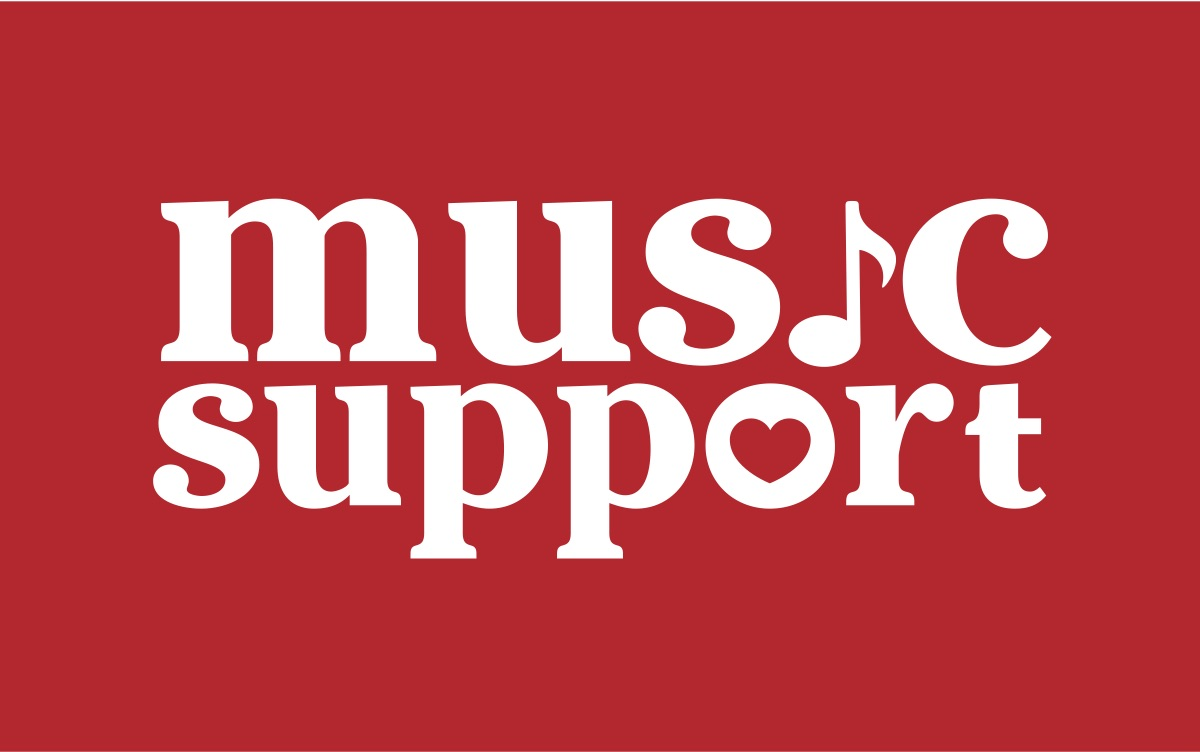 Music Support Logo Red 2 copy