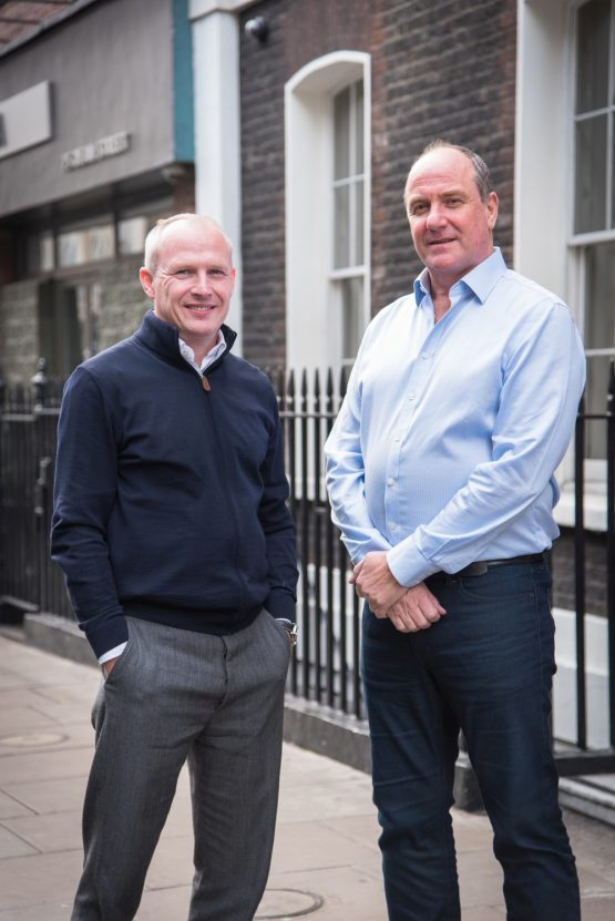 Simon Hambley and Ewan Hurford-Jones resized